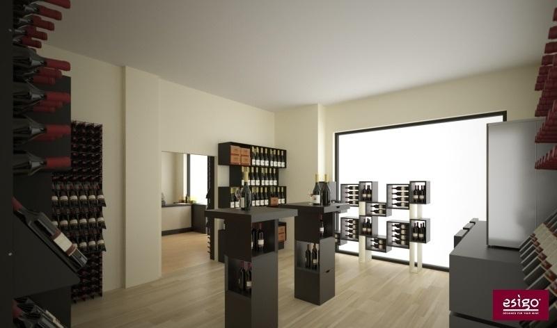 Gallery: Arredamento Esigo per enoteca