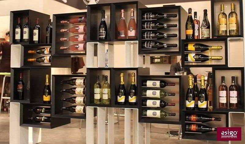 Cantinetta Vino Design La Cantina Vini Scv Di Smeg In