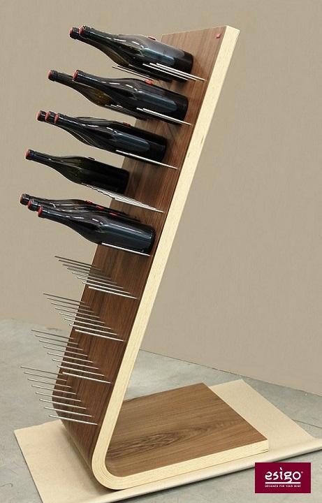 Gallery portabottiglie esigo 4 - Portabottiglie vino in legno ...