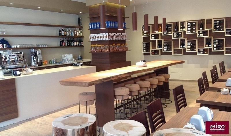 Gallery portabottiglie esigo 5 - Estanterias para bares ...