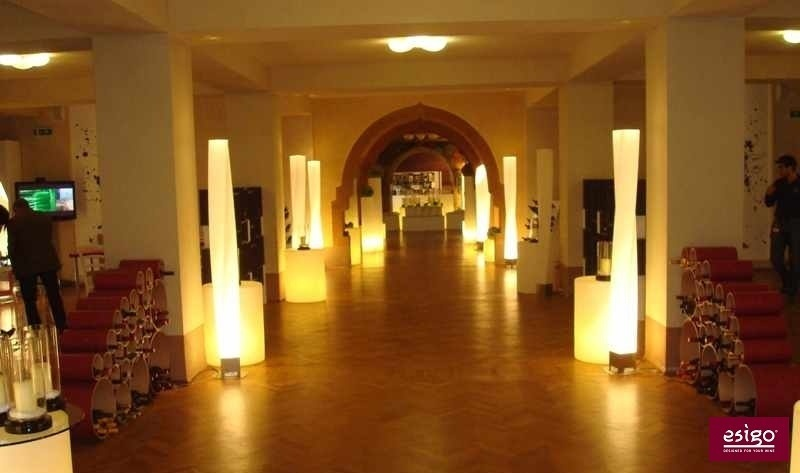 Gallery portabottiglie esigo 8 for Arredamento cantina