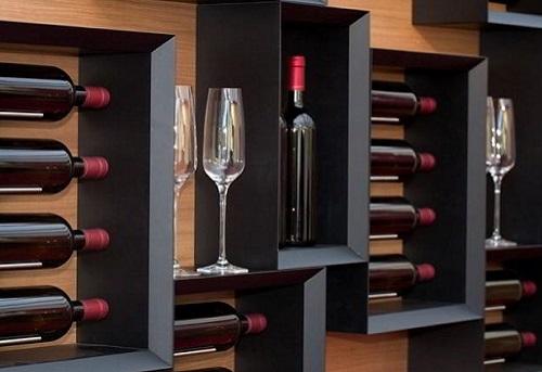 Esigo srl - portabottiglie per il vino Made in Italy